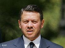 Jordan's King Abdullah (photo: AP)