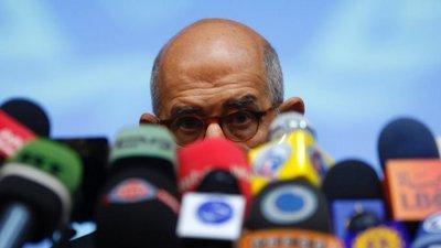 Mohamed ElBaradei (photo: AP)