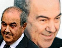 Ayad Allawi (photo: AP)