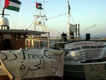Free Gaza protests (photo: AP)