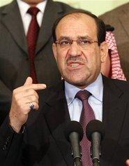 Nuri al-Maliki (photo: AP)