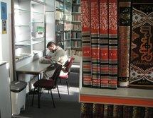 The IUR library (photo: Jan Felix Engelhardt)