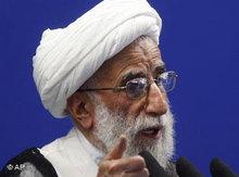 Ayatollah Ahmad Jannati (photo: AP)
