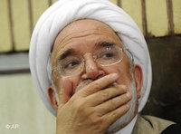Opposition politician Mehdi Karroubi (photo: AP)