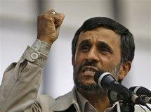 Mahmoud Ahamdinejad (photo: AP)