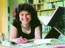 Claudia Ott (photo: www.tausendundeine-nacht.com)