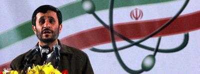 Iranian President Mahmoud Ahmadinejad (photo: AP)