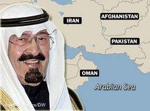 King Abdullah of Saudi Arabia (photo: AP)
