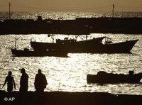 Gaza Harbour (photo: AP)