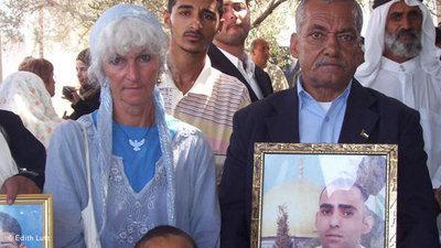 Edith Lutz in Gaza (photo: Edith Lutz)