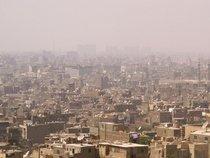 Smog in Cairo (photo: Wikipedia)