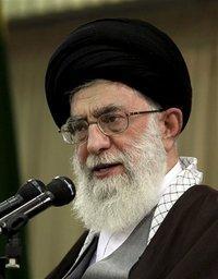 Ali Khamene'i (photo: AP)
