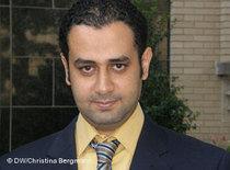 Bassem Samir Awad (photo: DW/Christina Bergmann)