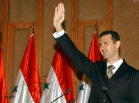 Syrian president Bashar al-Assad (photo: AP)