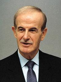 Hafez al-Assad (photo: Wikipedia)