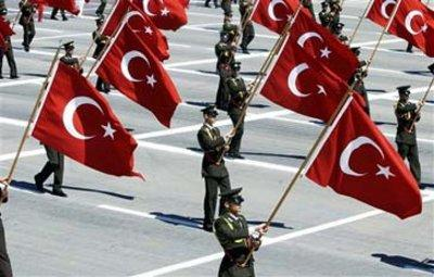Turkey military parade (photo: AP)