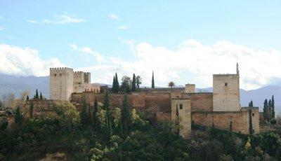 View of the Alhambra (photo: Troy Nahumko)