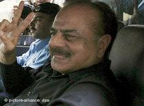 Hamid Gul (photo: dpa)