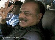 Hamid Gul (photo: dpa)
