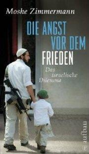 Cover of the German edition of Mosche Zimmermann's book (source: Aufbau-Verlag)