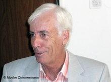 Moshe Zimmermann (Photo: Moshe Zimmermann)