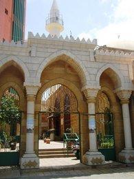 Awzai mosque in Lebanon (photo: Mona Naggar)
