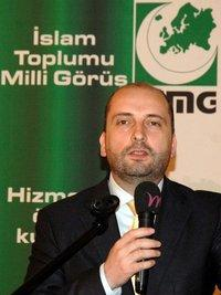 Secretary-general of Milli Görüs, Oguz Ücüncü (photo: www.igmg.de)
