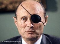 Moshe Dayan (photo: picture-alliance/dpa)