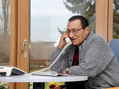 Hosni Mubarak (photo: dpa)
