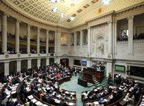 Belgium's parliament in Brussels, (photo: AP)