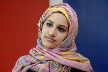 Rajaa Al-Sanea (photo: dpa)