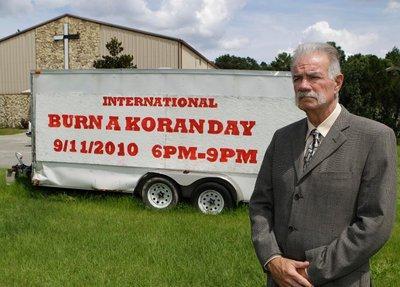 Pastor Terry Jones (photo: AP)