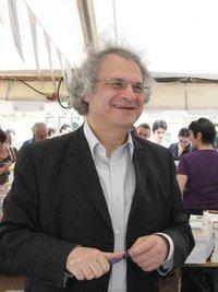 Amin Maalouf (photo: Wikipedia)