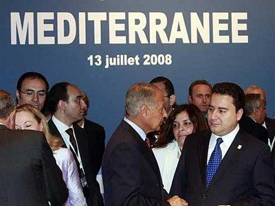 The event marking the establishment of the Union for the Mediterranean (photo: AP)