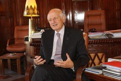 André Azoulay (photo: Rim Najmi)