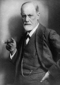 Sigmund Freud (photo: Wikipedia)