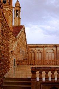 Mor Gabriel monastery (photo: Harald Brandt)