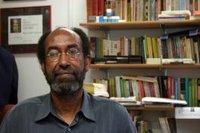 Prof. Abdi Samatar (photo: MPR/Laura Yuen)