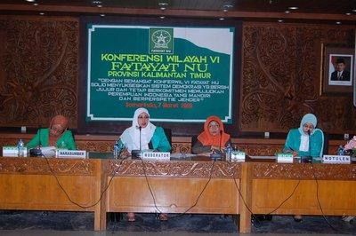 Gender conference organised by the Islamic women's organisation Fatayat (photo: Fatayat)