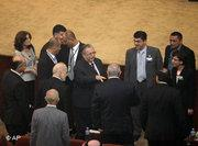 Members of the Iraqi parliament (photo: AP/Karim Kadim)