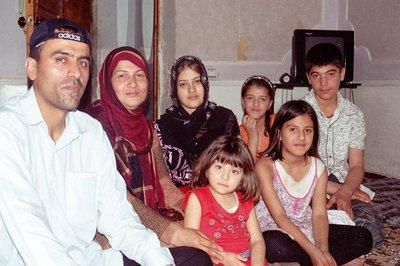 The Fotekhon family (photo: Edda Schlager)