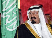 King Abdallah of Saudi Arabia (photo: AP)