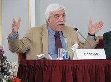 Cengiz Candar (photo: DW)