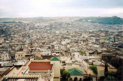 City of Fes (source: Wikipedia)