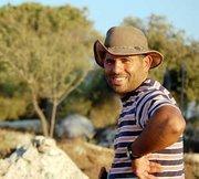 Daoud Nassar (photo: D. Lamotte)