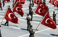 Military parade in Ankara, Turkey (photo: AP)