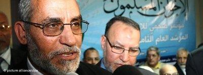 Mohammed Badie (photo: AP)