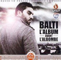 CD cover of the Tunisian Rap star Balti (source: www.myspace.com/baltiroshima)