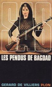 Cover of <i>Les Pendus de Bagdad</i> by Gerard de Villiers (source: Plon publishers)