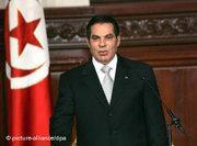 Tunisia's former president, Zine el-Abidine Ben Ali (photo: AP)